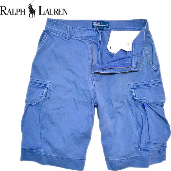 Used Ralph Shorts ラルフローレン画像ショートパンツ@古着屋カチカチ画像09