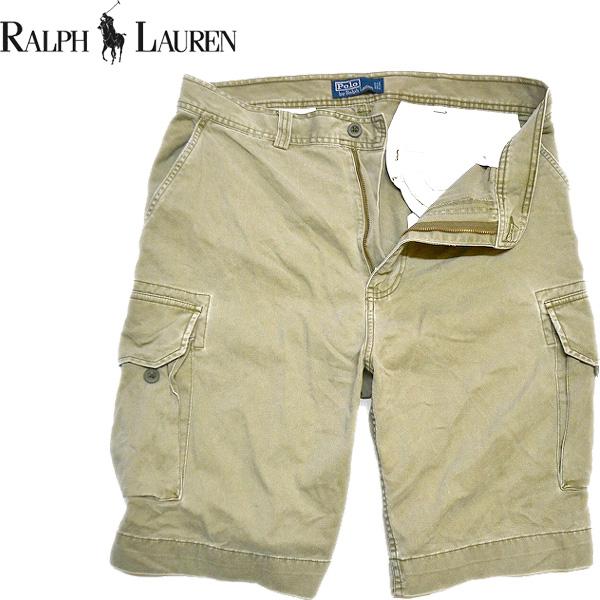 Used Ralph Shorts ラルフローレン画像ショートパンツ@古着屋カチカチ画像010