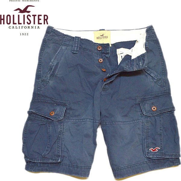 Hollister Shortsホリスターショートパンツ画像@古着屋カチカチ02