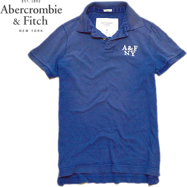 AFアバクロ半袖ポロシャツ画像@古着屋カチカチ04