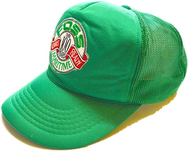 80s 90s Cap帽子キャップ画像@古着屋カチカチ01