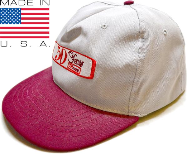 80s 90s Cap帽子キャップ画像@古着屋カチカチ07