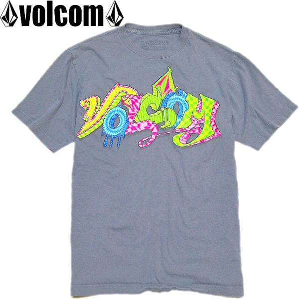 UsedボルコムVOLCOM Tシャツ画像@古着屋カチカチ01