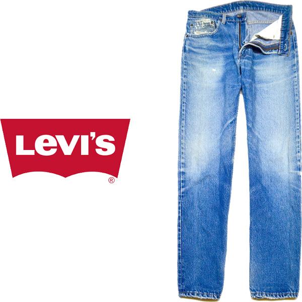 LevisリーバイスUsedジーンズ画像@古着屋カチカチ02