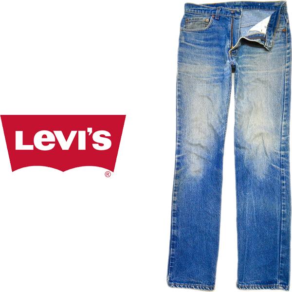 LevisリーバイスUsedジーンズ画像@古着屋カチカチ04