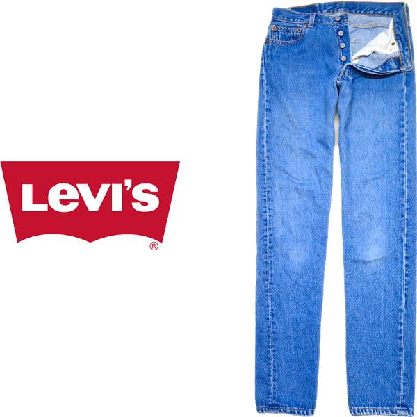 LevisリーバイスUsedジーンズ画像@古着屋カチカチ010