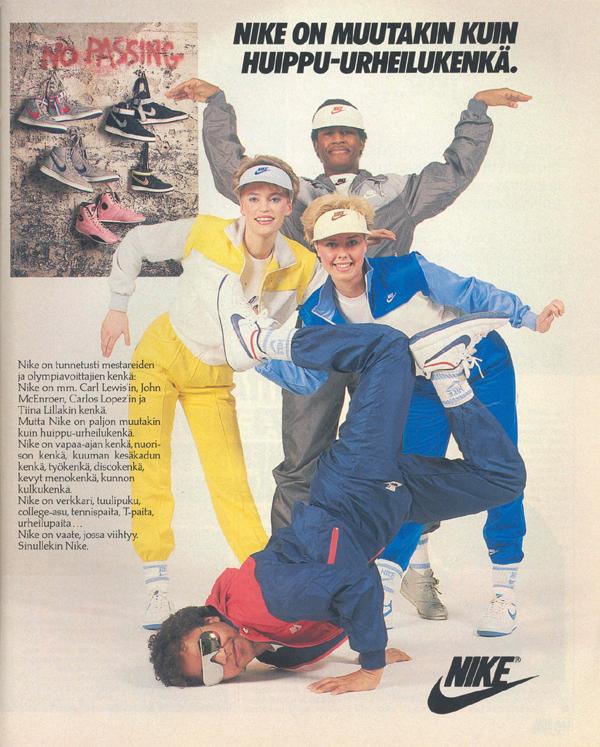 Nikeナイキスポーツウェア画像ad@古着屋カチカチ03