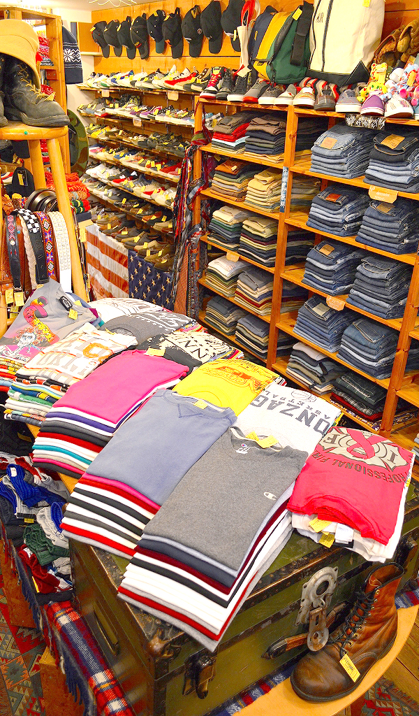古着屋カチカチUsed Clothing Shop@Tokyo Japan07