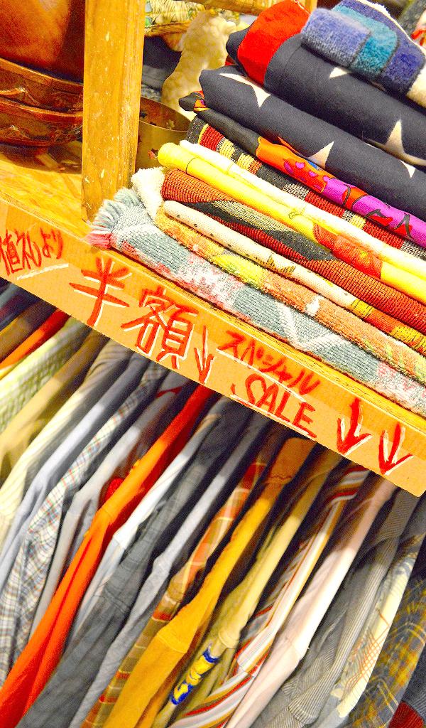 古着屋カチカチUsed Clothing Shop@Tokyo Japan012