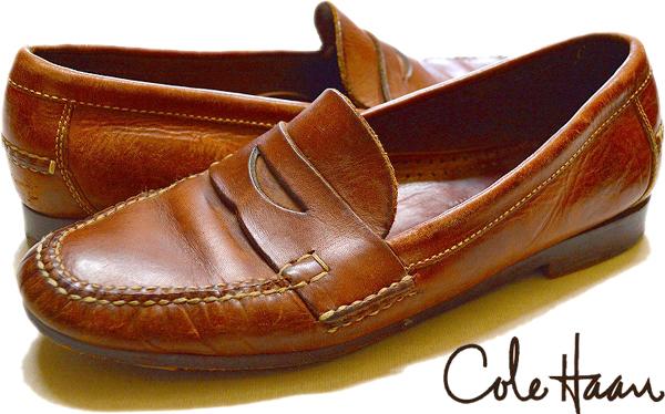 タッセル革靴レザーシューズ@古着屋カチカチ (3)