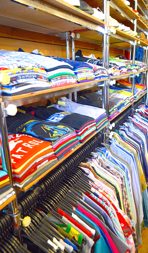 Tokyo Japan古着屋カチカチUsed Clothing Shop04