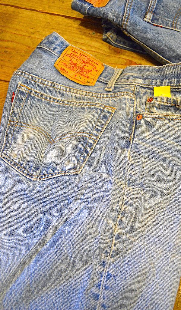 リーバイスLevis501ジーンズ画像@古着屋カチカチ04