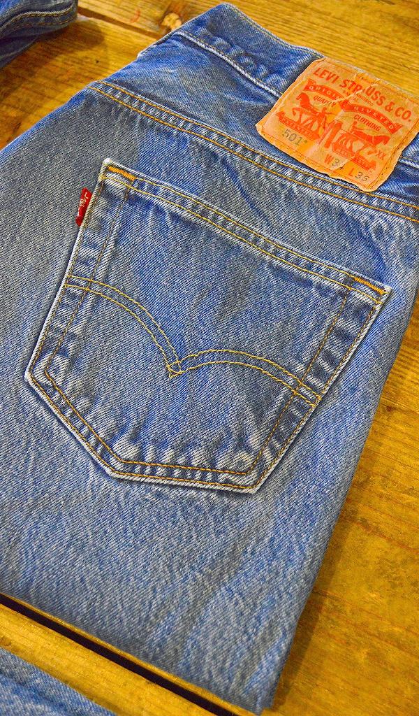 リーバイスLevis501ジーンズ画像@古着屋カチカチ05
