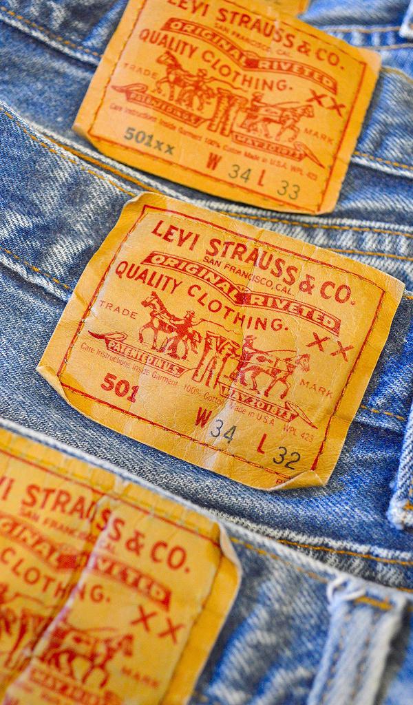 リーバイスLevis501ジーンズ画像@古着屋カチカチ010