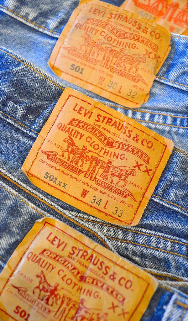 リーバイスLevis501ジーンズ画像@古着屋カチカチ011