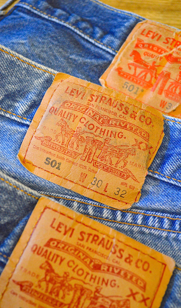 リーバイスLevis501ジーンズ画像@古着屋カチカチ012