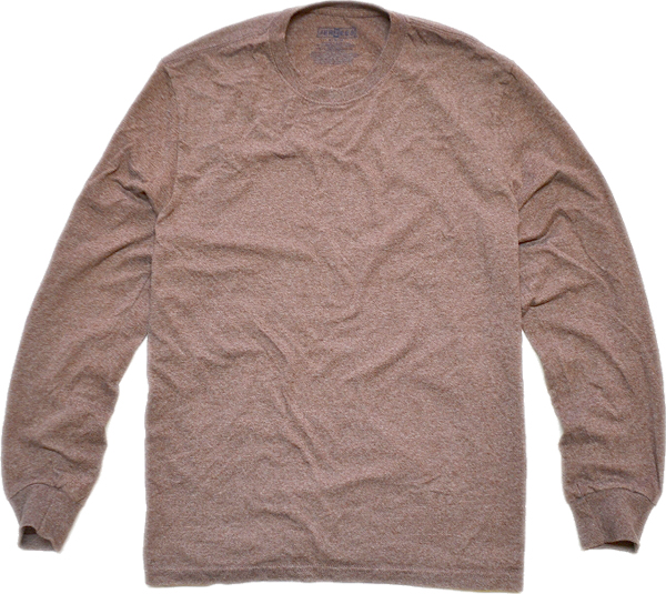 無地物シャツ長袖Tシャツ画像@古着屋カチカチ07