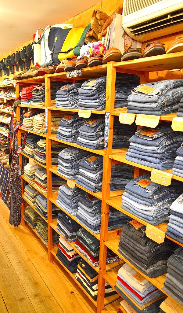 東京都北区の古着屋店内コーデ画像@カチカチ06
