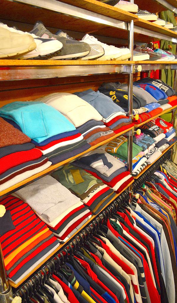 東京都北区の古着屋店内コーデ画像@カチカチ09