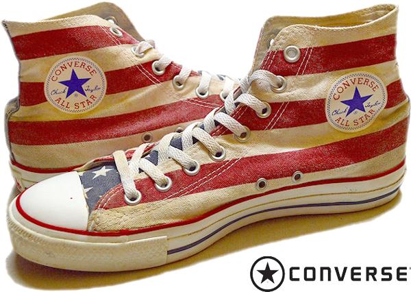 Converse All Starコンバースオールスター画像スニーカー@古着屋カチカチ03