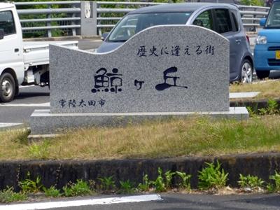 太田城_鯨ヶ丘
