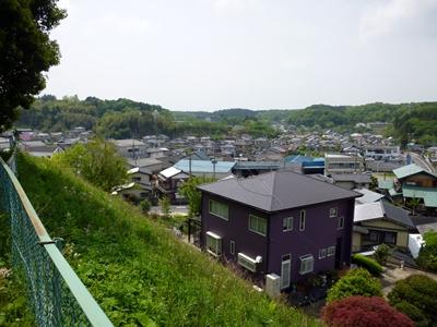 太田城_周囲の眺望