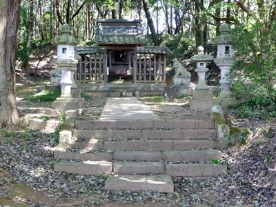 真壁城_鹿嶋神社