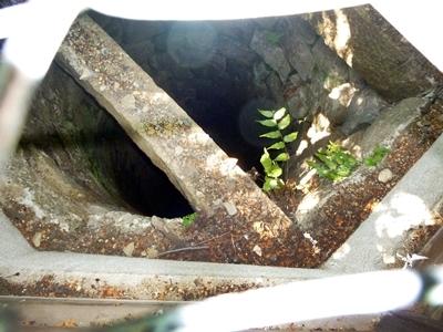丸亀城_二の丸井戸
