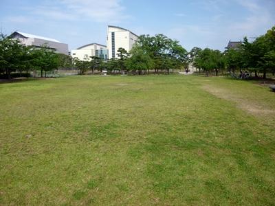 高松城_桜の馬場