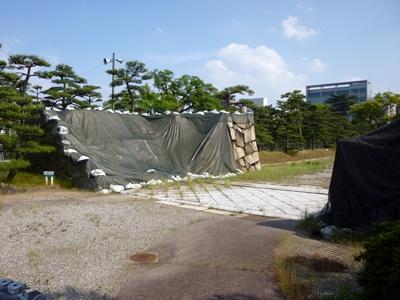 高松城_桜門