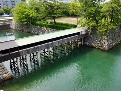高松城_鞘橋