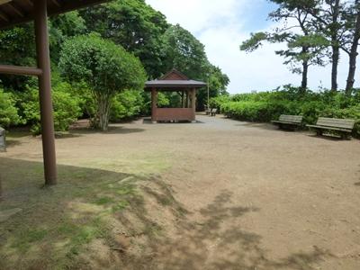 鹿島城_二の丸