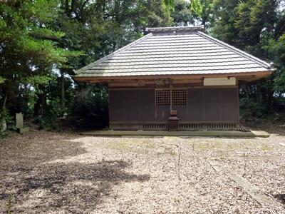 島崎城_御礼神社