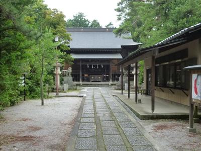 忍城_諏訪神社