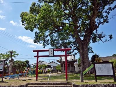水俣城_加藤神社
