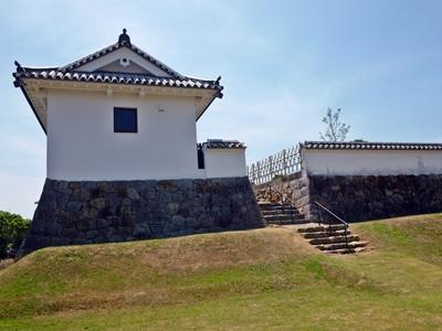 富岡城_二の丸隅櫓