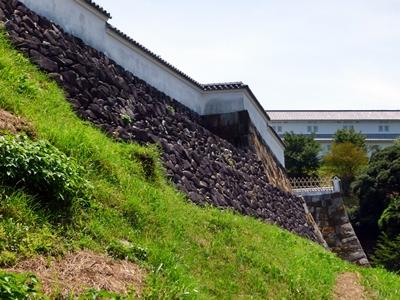 富岡城_二の丸石垣2