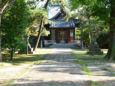八代城_松井神社