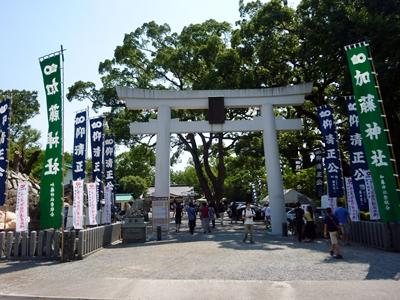 熊本城_加藤神社