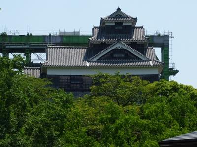 熊本城_飯田丸五階櫓