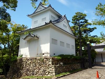 田原城_二の丸櫓