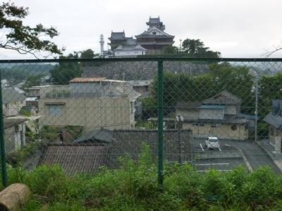 福知山城_二の丸