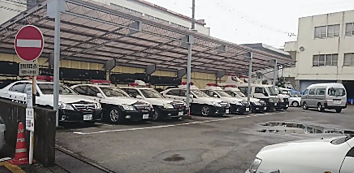 宇都宮中央警察署