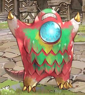 閃光壊獣 キングマーバ