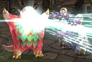 閃光壊獣 キングマーバ(デストロイ光線)