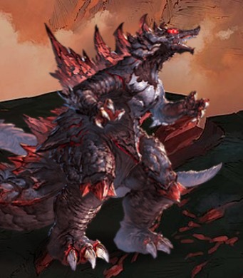 覇壊獣 ゾゴラ