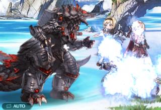 覇壊機獣 メカゾゴラ(通常攻撃)