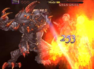 覇壊神 ダイモン(全てを焼き尽くす炎)