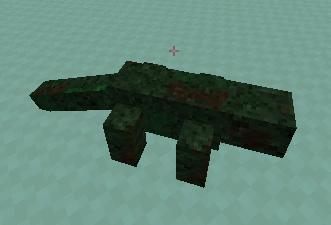 ReptileMod コモドオオトカゲ