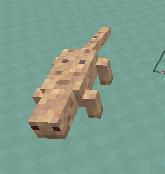 ReptileMod サバクオオトカゲ